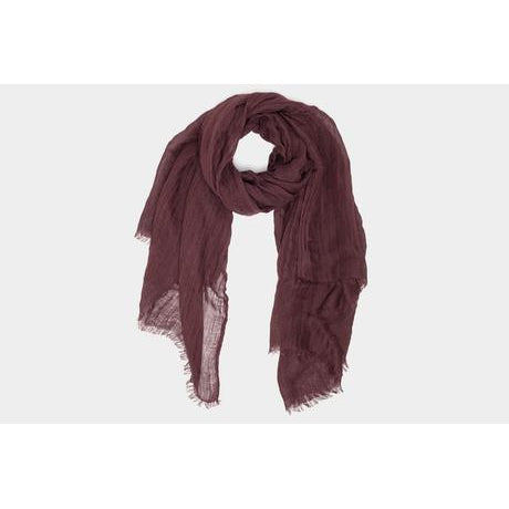Linen Oversized Scarf - Simply Shiraz
