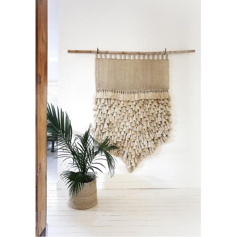 Large - Jute Wall Hanging