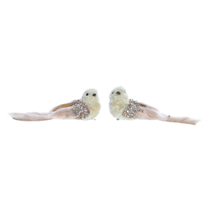 Jeweled Clip Bird