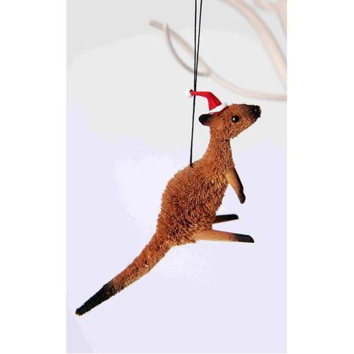 Kangaroo Brown - Christmas Decoration