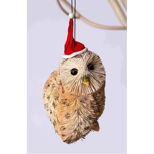 White Owl  - Christmas Decoration