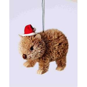 Wombat - Christmas Decoration