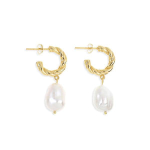 Aurelia Freshwater Pearl Earrings