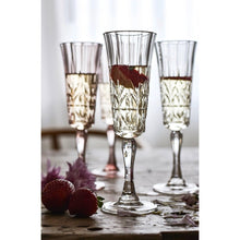Acrylic Champagne Glass - CRAVE WARES