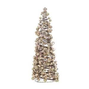 Bauble Christmas Tree - Champagne