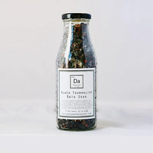 Black Tourmaline - Bath Soak