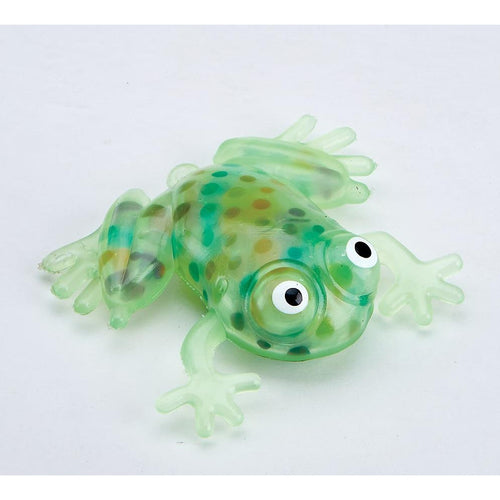 Passover Squish Frog - With Gel Beads