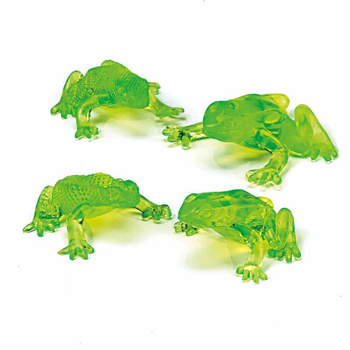 Passover Gel Frogs - Pack of 4