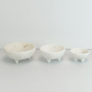 Alfi Marble Bowl - With Legs