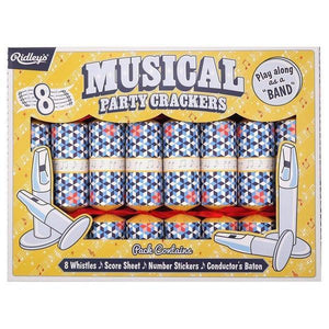 Musical Party Crackers