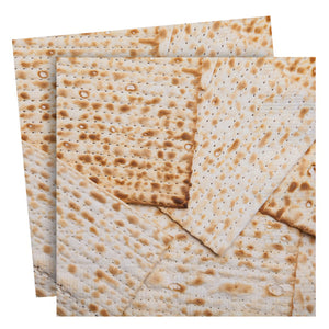 Passover Disposable Lunch Napkin - Matzah