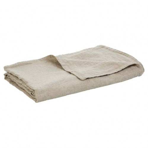 Soft Linen Tablecloth - Natural