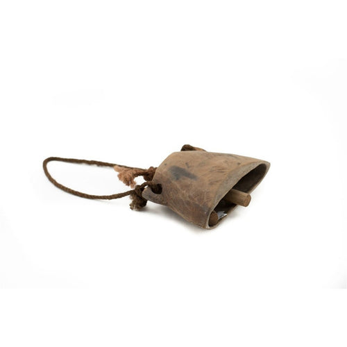 Small - Wooden Cow Bell