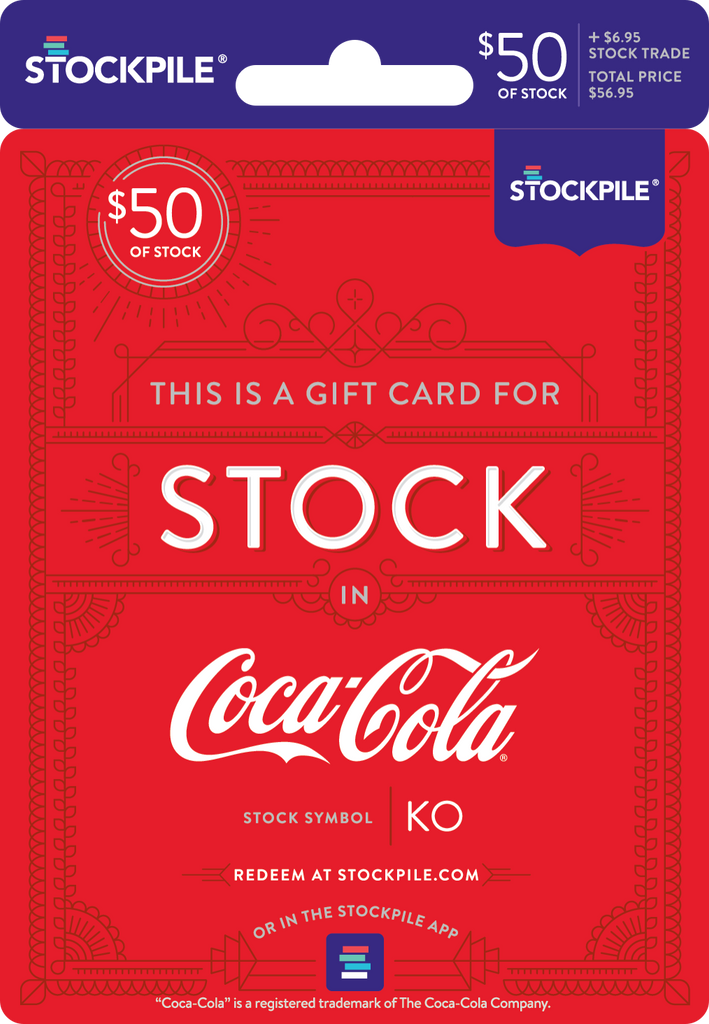Stockpile Gift Cards For Stock Stockpile Gifts