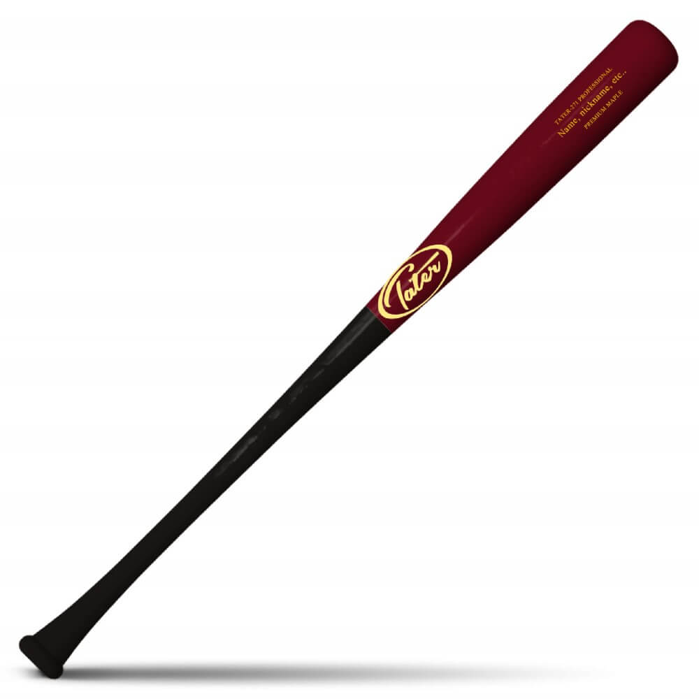 C271 Wood Bat Model with the Best Balance for High School and College Baseball Players