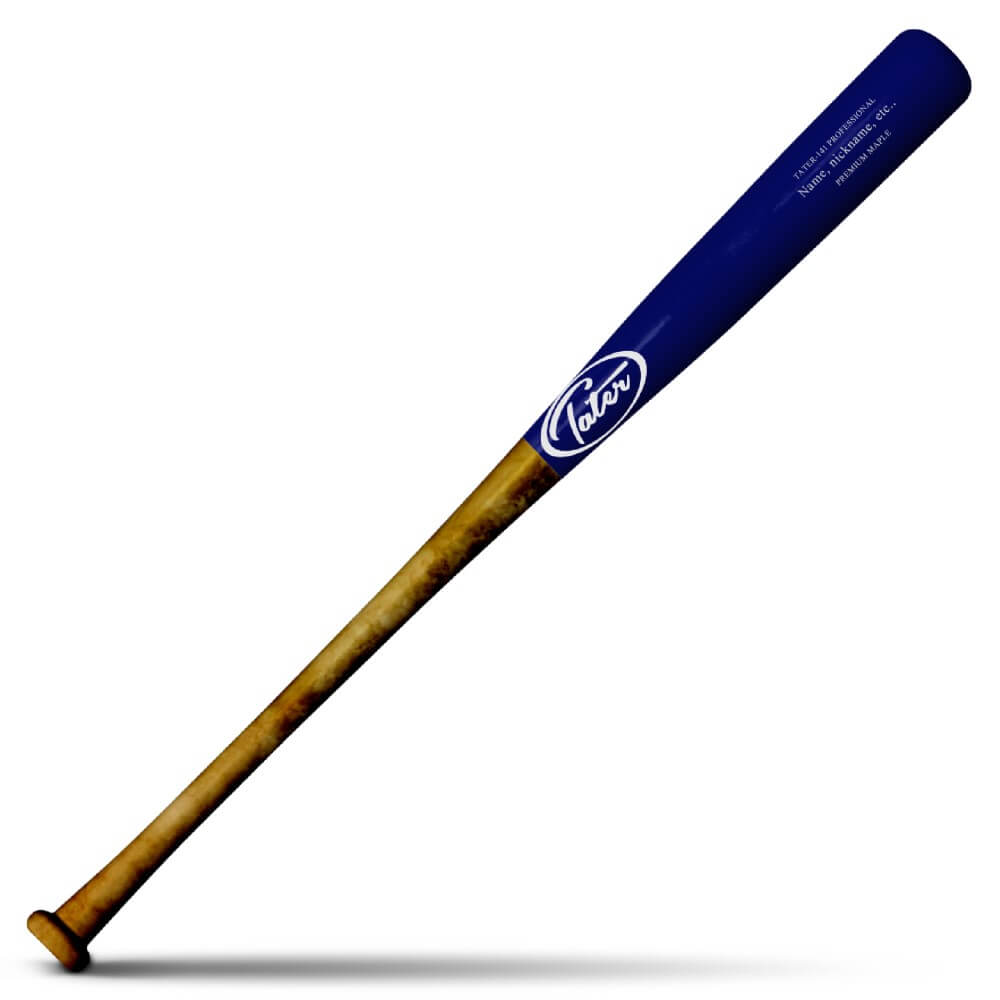 141 Wood Baseball bat model with traditional knob