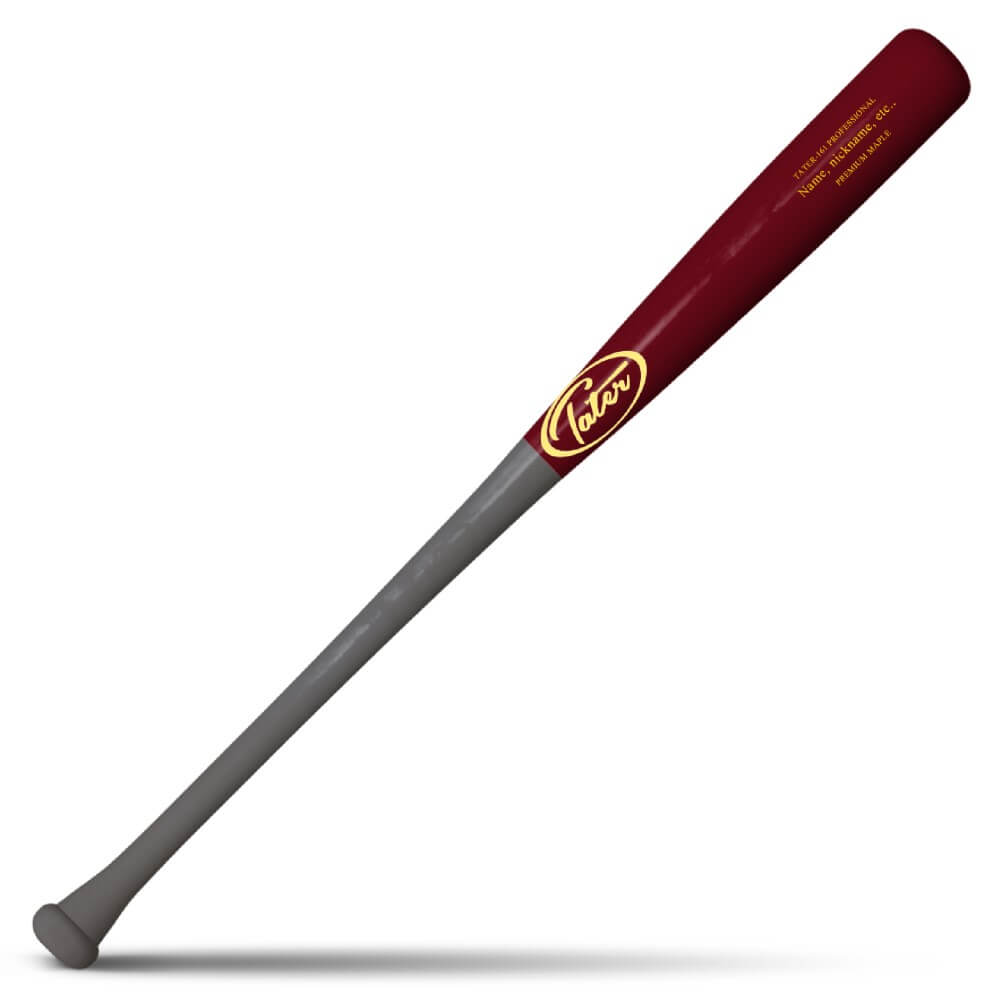 161 model maple wood baseball bat for sale