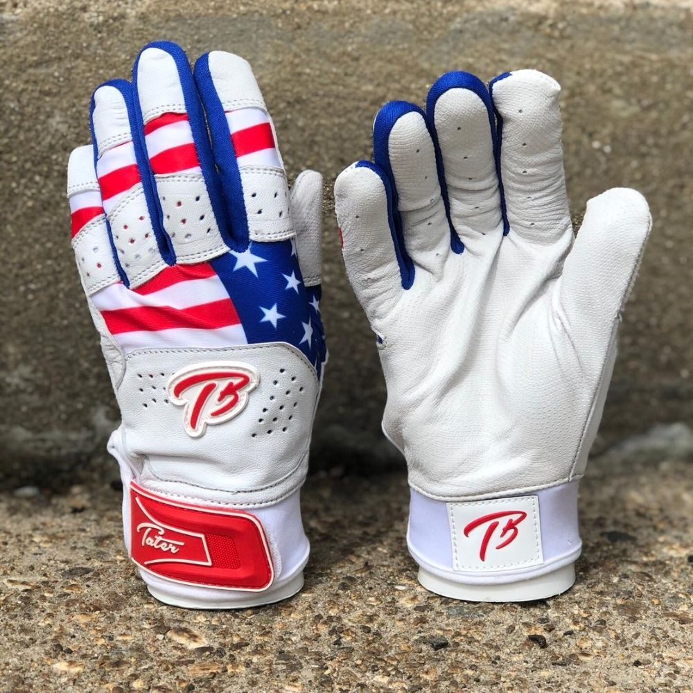 USA Showtime Batting Gloves