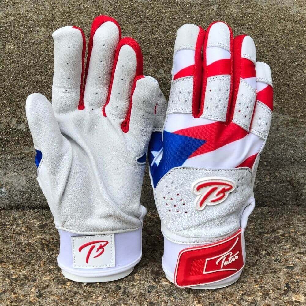 PR Showtime Batting Gloves