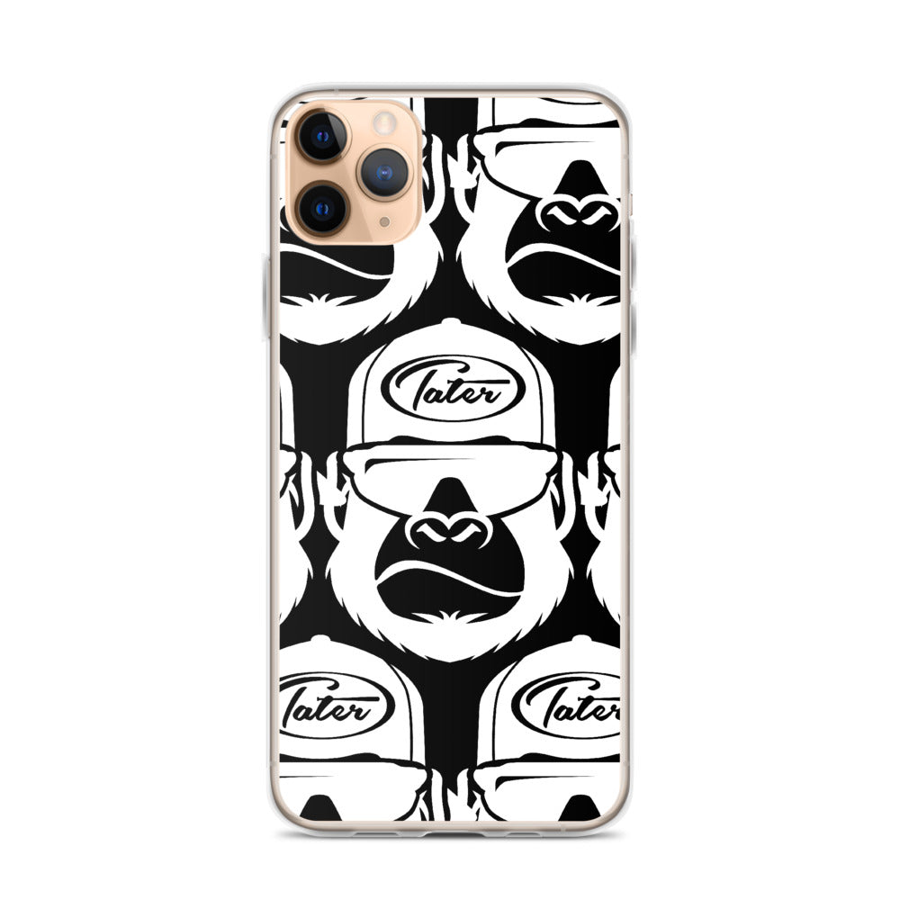 Tater Kong iPhone Case 2.0 - Tater Bats - Professional Wood Baseball Bats