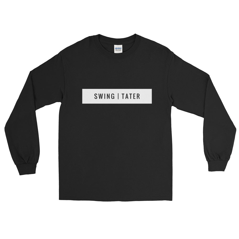 SWING | TATER Long Sleeve Tee - Tater Bats - Professional Wood Baseball Bats