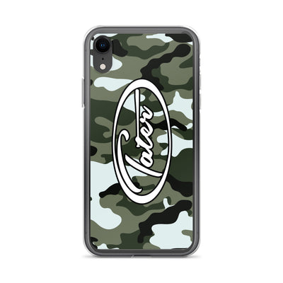 Tater Camo iPhone Case