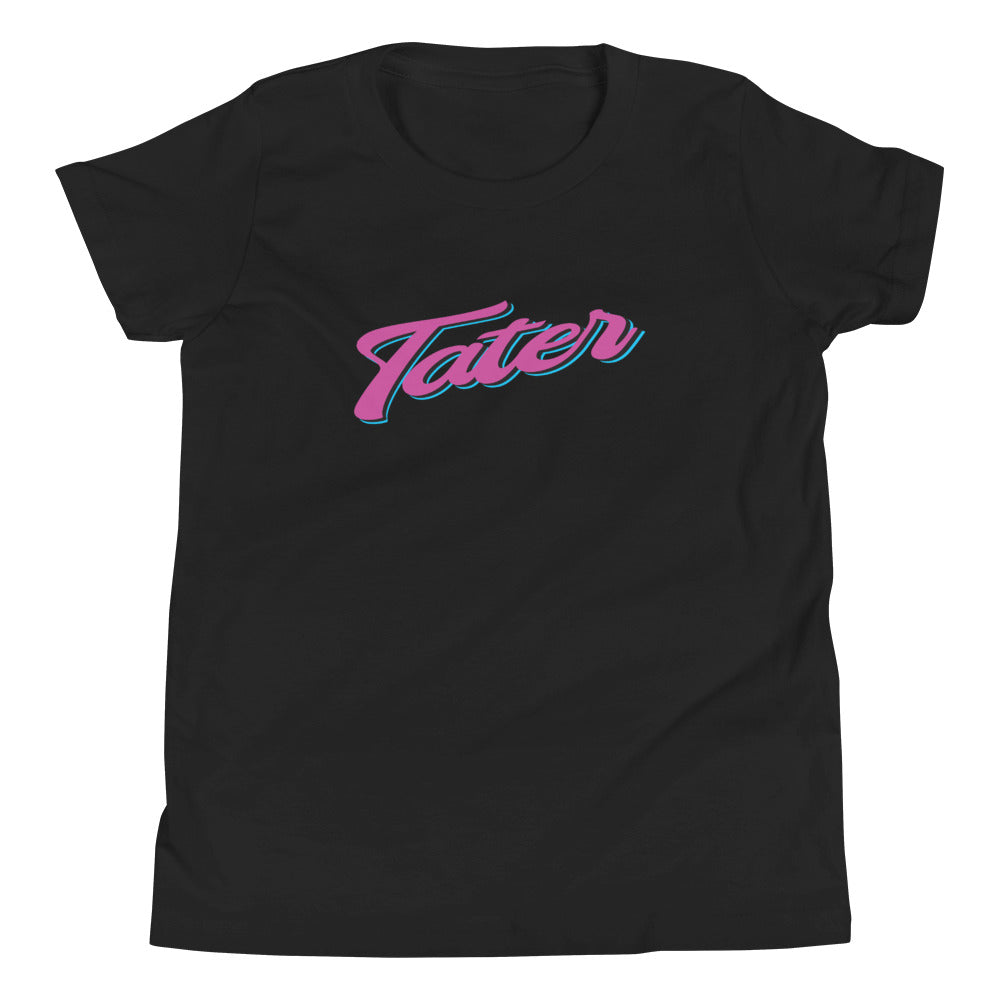 The Vice Youth Shirt - Tater Bats - Professional Wood Baseball Bats