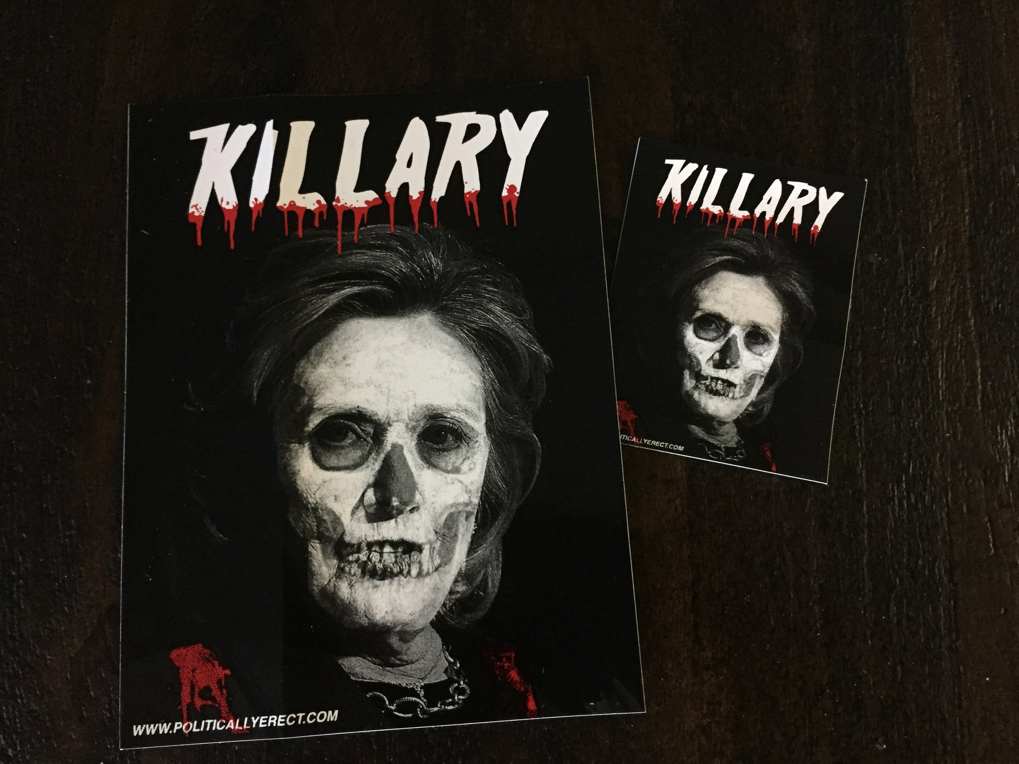 KILLARY STICKER
