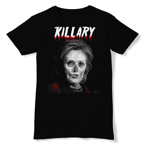 KILLARY KLINTON DEATH TOUR - BLACK