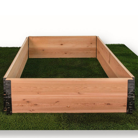 Building the frame of your sub irrigation self-watering garden box
