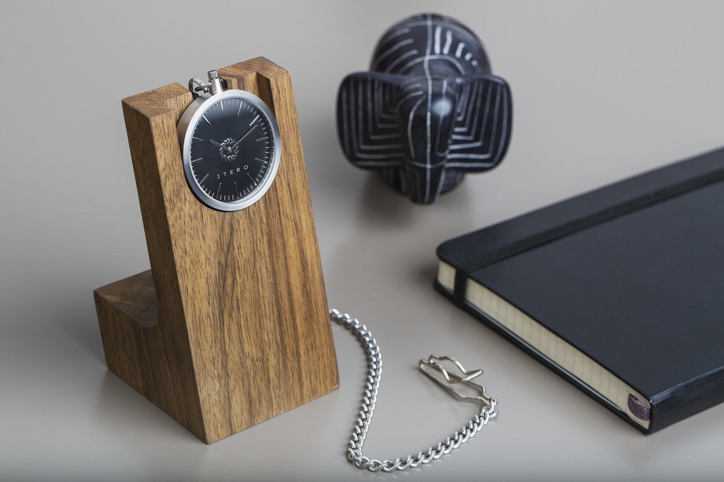 Pocket watch + stand