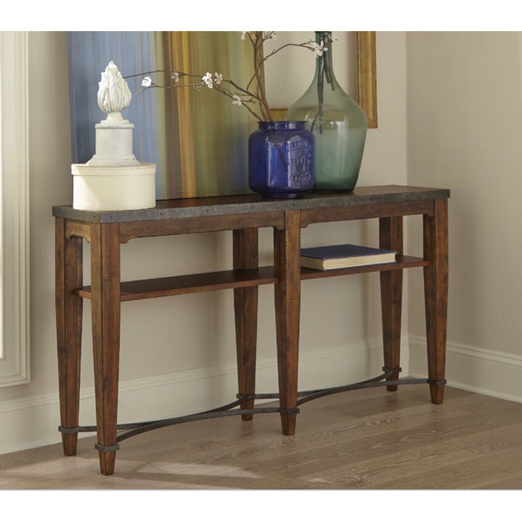 Ginkgo Console Table