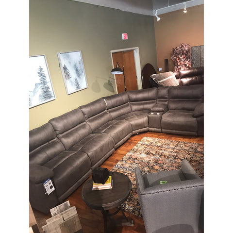 Modular Reclining Sectional
