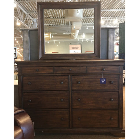 Trisha Yearwood Dresser with Mirror