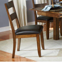 Rustic Whiskey Dining Chair