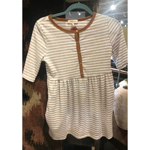 Striped Brown T-shirt