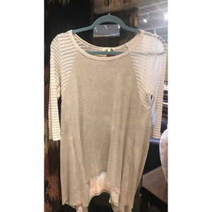 Cream Long Sleeve