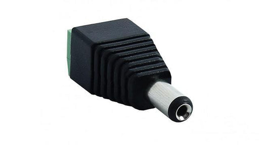 ADAPTADOR DE CORRIENTE PLUG INVERTIDO 2.1 mm A 2 TERMINALES