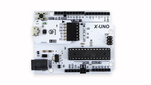 X-UNO USB -  - MICROSIDE TECHNOLOGY