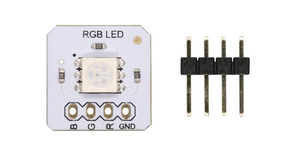 BREAKOUT LED RGB 5050 -  - MICROSIDE TECHNOLOGY