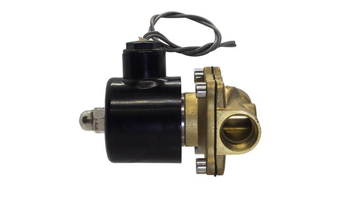 "ELECTROVALVULA SOLENOIDE 1/2"" 12VCD AIRE, AGUA, GAS Y DIESEL 2W-160-15"