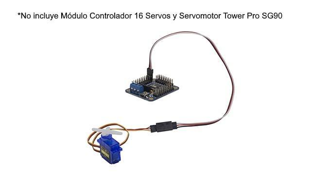 EXTENSION 60 cm PARA SERVOMOTOR -  - MICROSIDE TECHNOLOGY