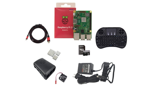 KIT AVANZADO RASPBERRY PI 3 B+ -  - MICROSIDE TECHNOLOGY