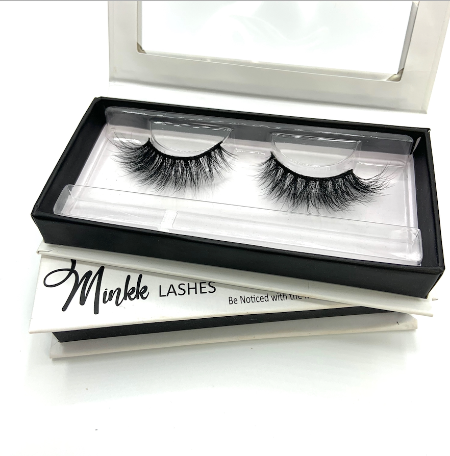 12121aa147b How to make your false lashes last longer - Minkk Lashes - 3D Mink ...