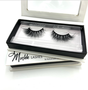 mink lashes and wispy eyelashes, 3d mink lashes