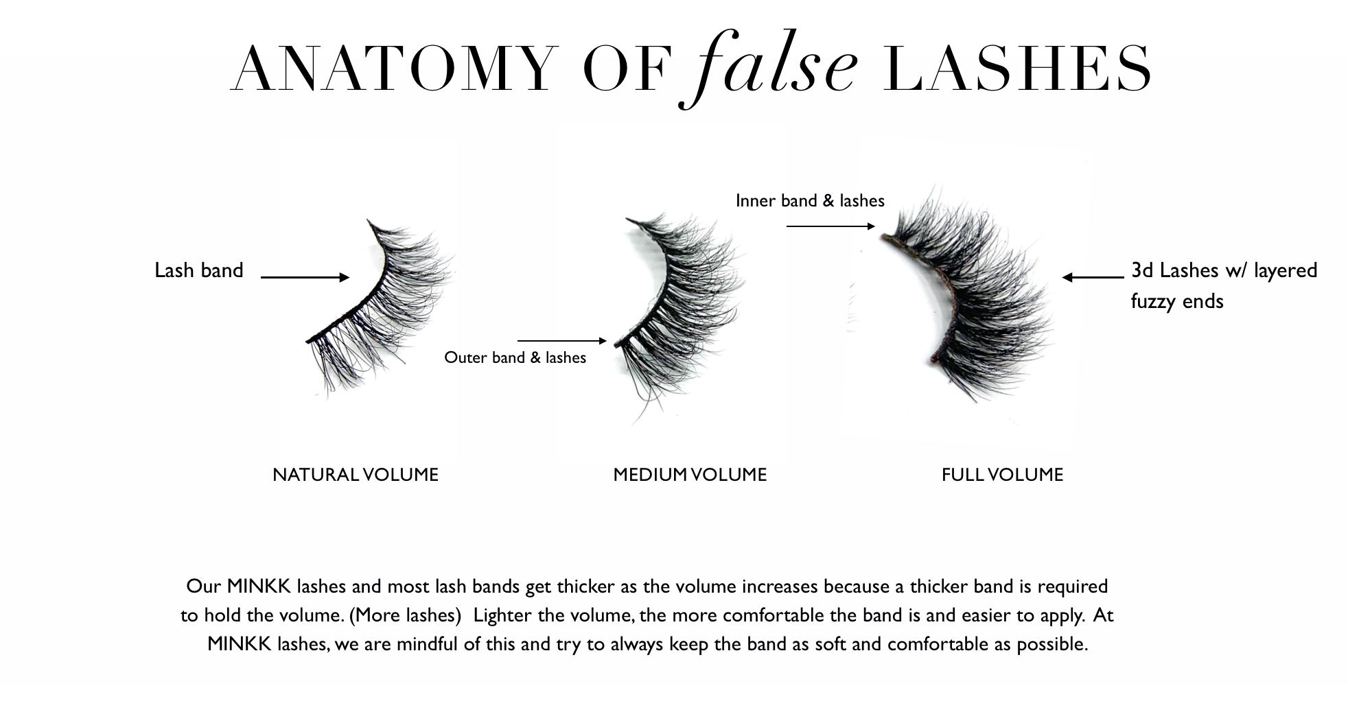 mink lashes- false lashes