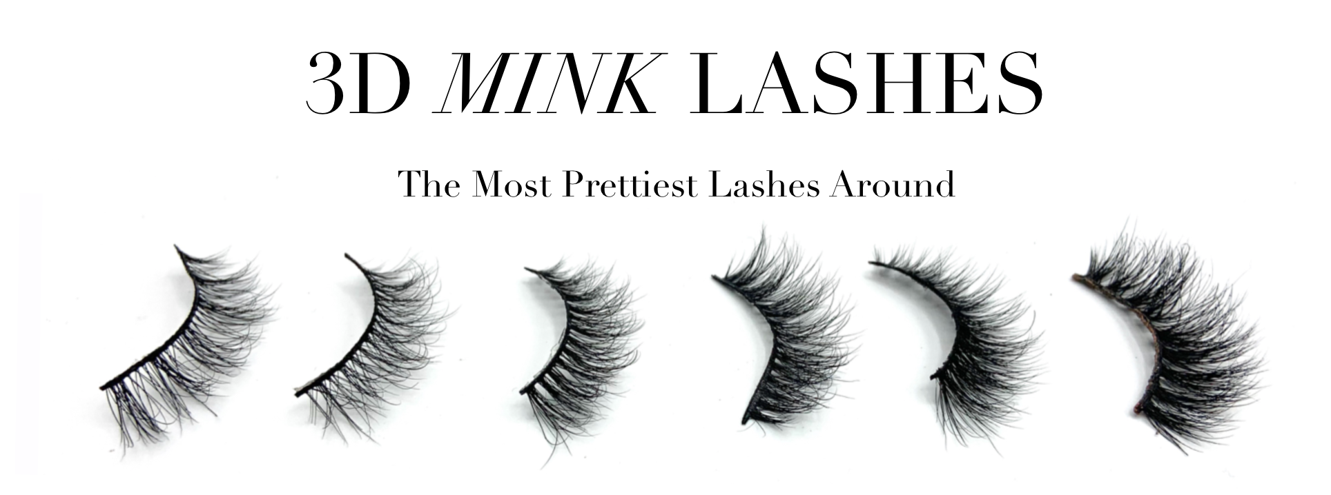 WHAT ARE 3D MINK LASHES– Minkk Lashes - Mink Lashes, Wispy Lashes