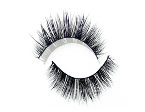 Love Me Faux Mink Lashes - Mink Lashes, 3D Mink Lashes, False Lashes , Wispy lashes , Vegan faux mink,