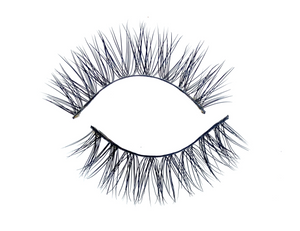 Beach Babe Faux Mink Lashes - Mink Lashes, 3D Mink Lashes, False Lashes , Wispy lashes , Vegan faux mink,