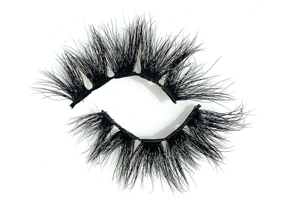 Black Lace Mink Lashes